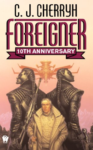 book cover of Foreigner