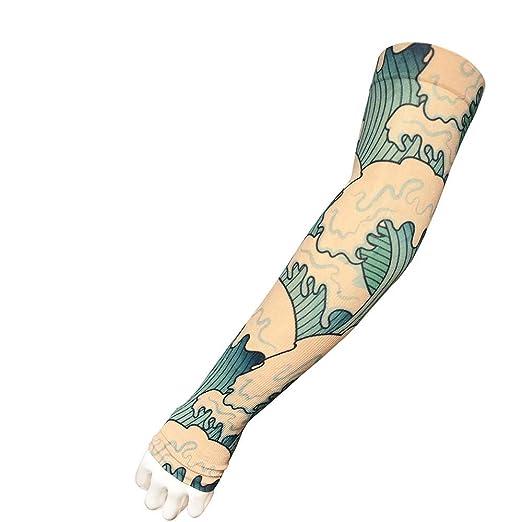 Mzqaxq Tattoo Sleeve Tattoo Cuff Unisex Fashion Tatuaje Temporal ...