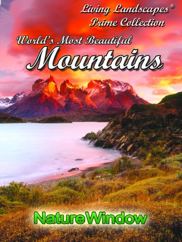 Living Landscapes The World's Most Beautiful - Of Mountains Patagonia