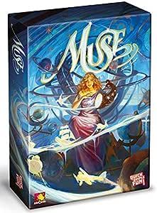 2 Tomatoes Games Musa, color azul claro (3558380055662): Amazon.es: Juguetes y juegos