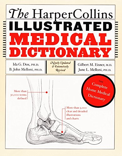 Mellonis Illustrated Dictionary - The HarperCollins Illustrated Medical Dictionary