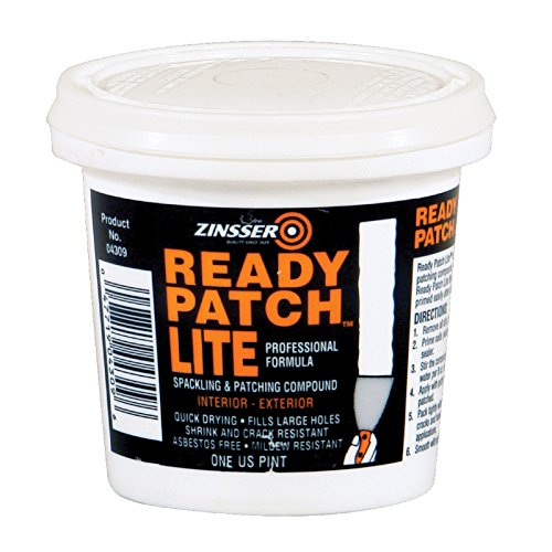 Rust-Oleum 4308 1-Pint Ready Patch Lite Spackling and Patching Compound by Rust-Oleum