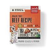 Image of Honest Kitchen Human Grade Dehydrated Grain Free Beef Dog Food 10 lb - Love
