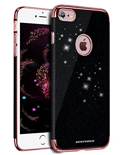 BENTOBEN Glitter Shockproof Protection Electroplate