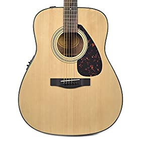 Yamaha F325A Acoustic-Electric Guitar 12