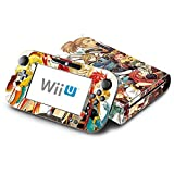 Tales of the Abyss Decorative Decal Cover Skin for Nintendo Wii U Console and GamePad