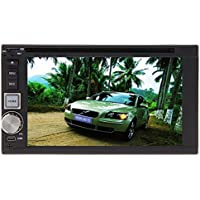 6.2 Android 4.2 Universal In Dash HD Touch Screen Car DVD Player Double Din ...