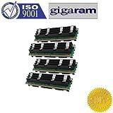 16GB (4X4GB) Gigaram Memory APPLE MACPRO 2008 3,1 (2.8 3.0 3.2) (DDR2 800MHz PC2-6400 ECC FBDIMM)