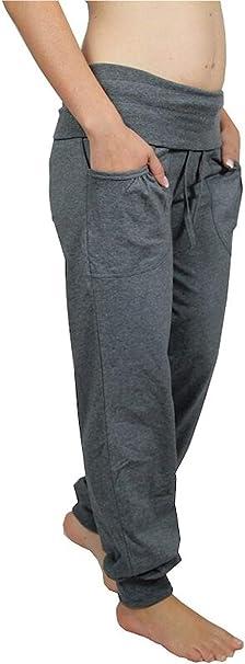 ALBERO Damen Schlafanzughose Bio-Baumwolle Pyjamahose Freizeithose