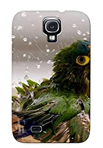 Cute High Quality Galaxy S4 Parrot Bath Case