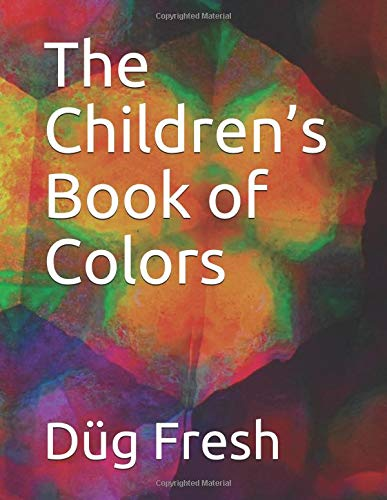 The Children's Book of Colors ebook