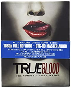 Cover Image for 'True Blood: The Complete First Season'