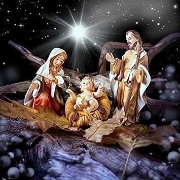 Amazon Com Yeele 6x6ft Birth Jesus Photography Backdrop