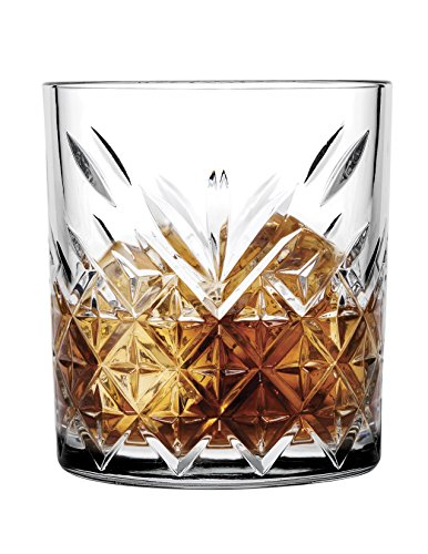 Hospitality Glass Brands 52790-012 Timeless Whiskey, 11.5 oz. Pack of 12