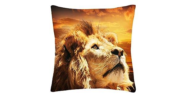 YWLINK 1PC ImpresióN Linda De La Historieta Animal Funda De ...