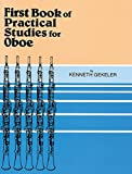 Practical Studies for Oboe, Bk 1