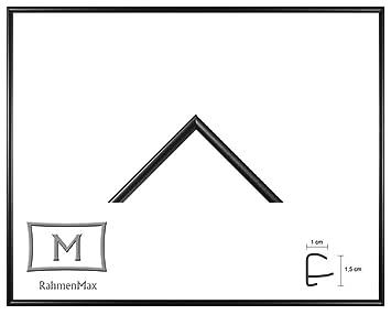 Iowa Kunststoff Bilderrahmen 30x80 Cm Posterrahmen 80x30 Farbwahl Jetzt Schwarz Matt Mit 1