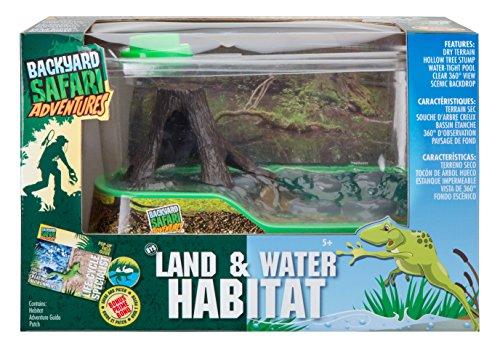 Backyard Safari Land and Water Habitat