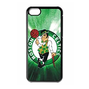 IPhone 5C Phone Case for NBA Teams Logo pattern design GNBA06QTL92201