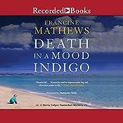 Death in a Mood Indigo | Francine Mathews