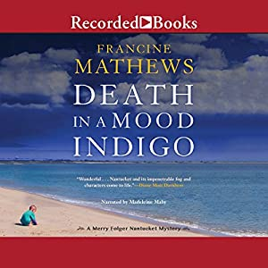 Death in a Mood Indigo Audiobook