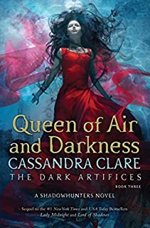 Book Cover: Queen of Air and Darkness