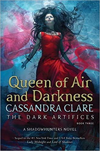 Image result for queen of air and darkness