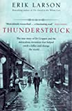 Front cover for the book Thunderstruck by Erik Larson