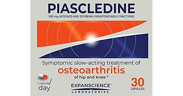 Amazon.com: Piascledine 300-30 - Cápsulas: Health & Personal ...
