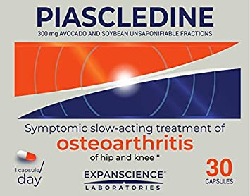 Amazon.com: Piascledine 300-30 - Cápsulas: Health & Personal ...