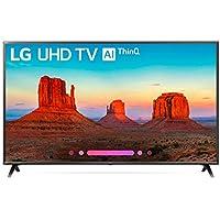 LG 55UK6300PUE 55 Inch 4K Ultra HD Smart TV + $150 Dell GC Deals