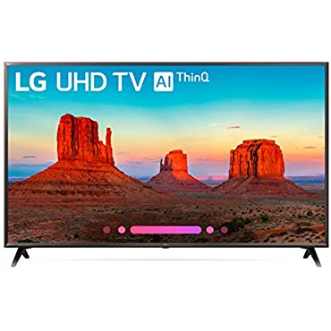 LG Electronics 55UK6300PUE 55 4K Ultra HD Smart LED TV (2018 Model)
