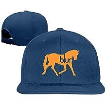 Custom Blur Rock Band Horse Logo The Magic Whip Men Cotton Ball Caps