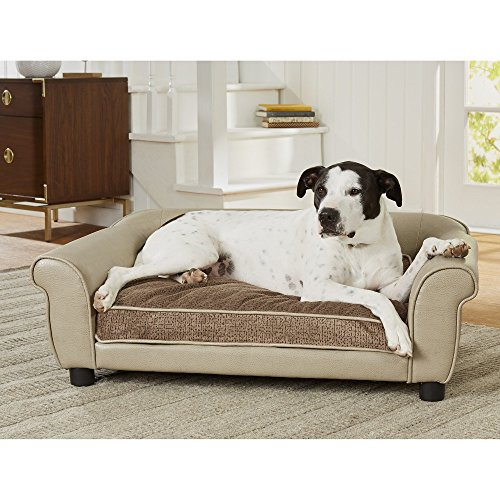 Enchanted Home Pet Rocco Stone Sofa Dog Bed