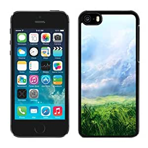 XiFu*MeiBeautiful Custom Designed Cover Case For iphone 6 4.7 inch With Hand Painted Meadow6 Phone CaseXiFu*Mei