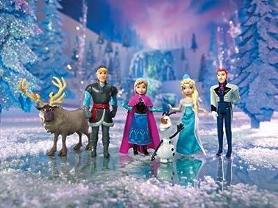 Disney Frozen Complete Story Playset