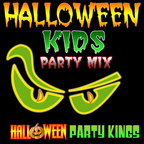 Halloween Party Mix For Kids (Halloween Kids Party Mix)