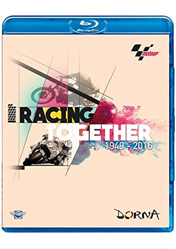 Racing Togther 1949-2016. A History of MotoGP Blu-ray