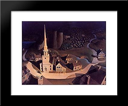 amazon com the midnight ride of paul revere 20x24 framed art print
