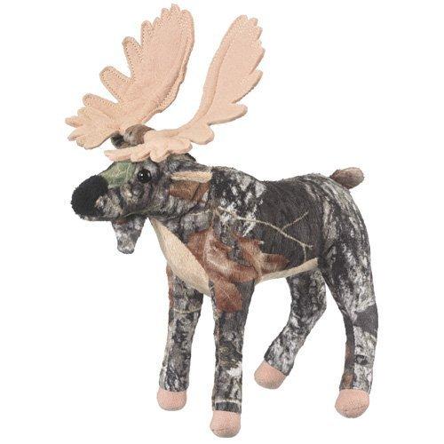 (Mossy Oak Moose Plush Stuffed Animal Camo Super Soft Officially Licensed)
