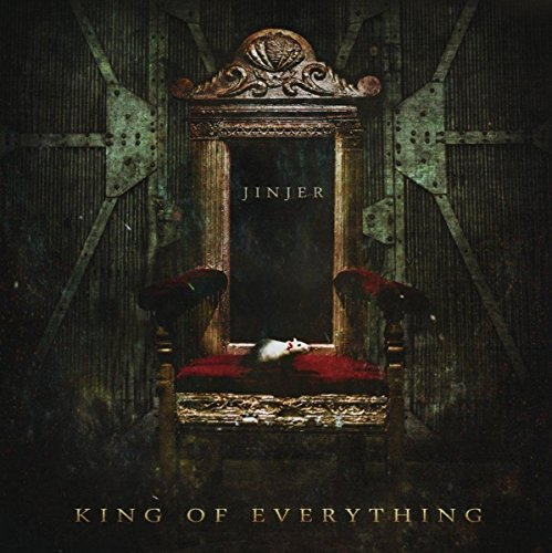 CD : Jinjer - King Of Everything (CD)