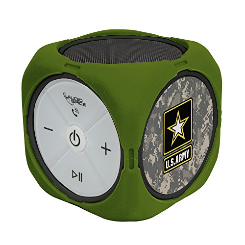 AudioSpice US ARMY MX-300 Cubio Bluetooth Speaker by AudioSpice