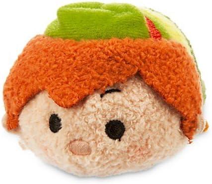 "2017 Authentic Disney Store Peter Pan Wendy Darling Tsum Tsum 3.5/"" Plush doll"