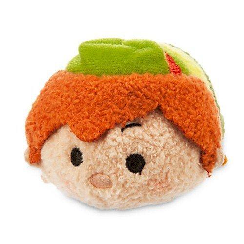Peter Pan Plush (Disney Peter Pan ''Tsum Tsum'' Plush - Mini - 3 1/2'')