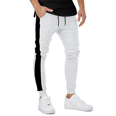 Amazon.com: Ms Lily - Pantalones de yoga para hombre, XXXL ...