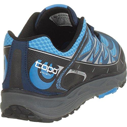 Topo Athletic Herren Traillaufschuhe Blau Blau/Schwarz