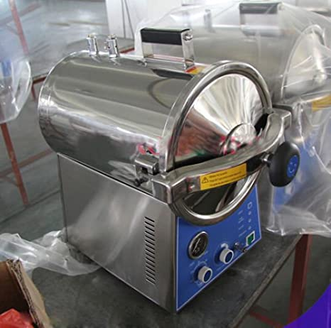 EAST-DENTAL 24L Stainless Steel Lab High Pressure Steam Autoclave