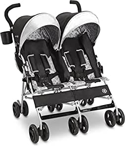 Amazon.com : Jeep Scout Double Stroller, Charcoal Galaxy