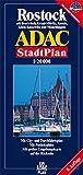 Rostock (Germany) 1:10,000 Street Map ADAC