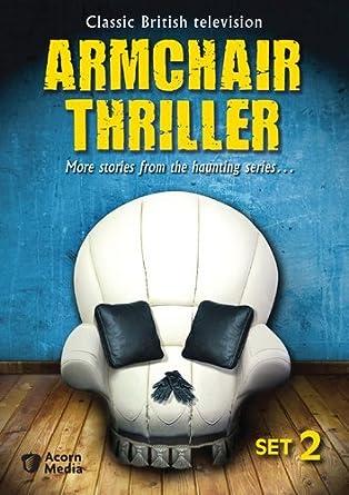 Amazon Com Armchair Thriller Set 2 Michael Feast Movies Tv